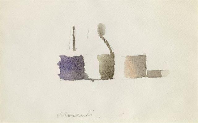 Morandi, Still Life, 1960