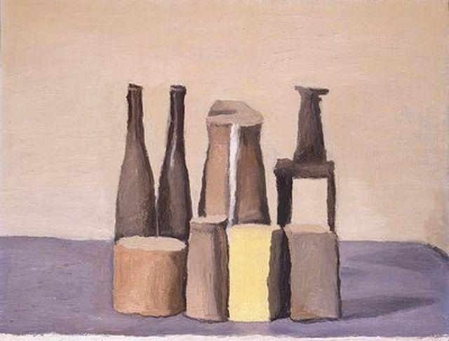 Morandi, Still Life,1955