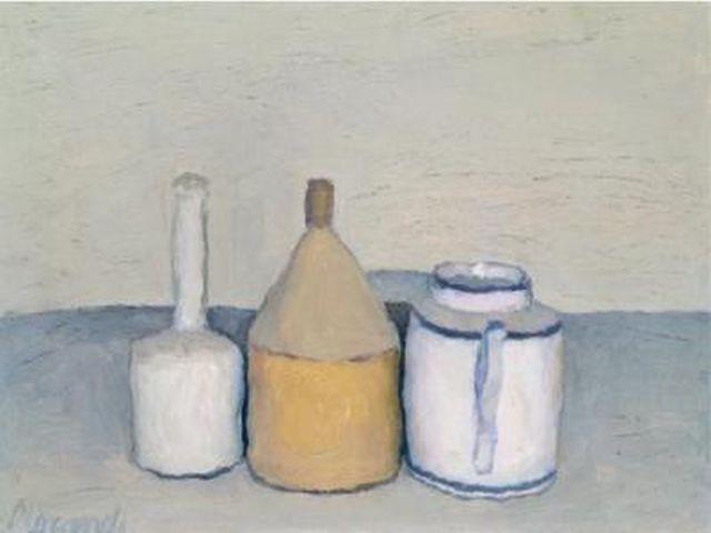 Morandi, Still Life,1956