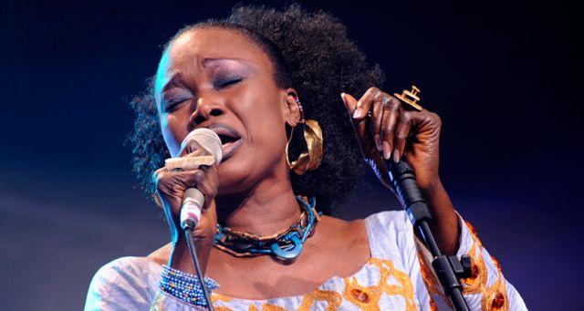 Mali: the music criesout