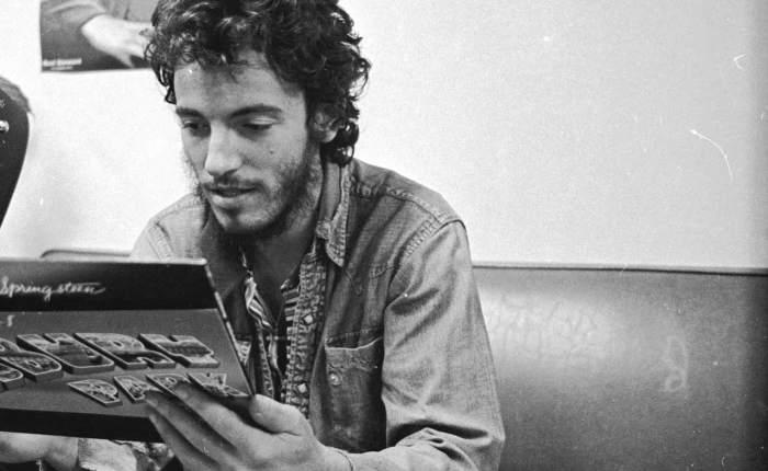 Reading Mr. Springsteen