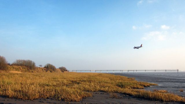 A walk in the edgelands: along the Garstonshore