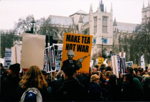 Iraq demonstration 15.2.2003 1