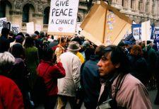 Iraq demonstration 15.2.2003 14