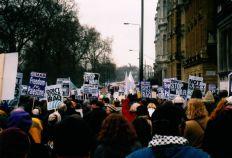 Iraq demonstration 15.2.2003 2