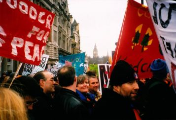 Iraq demonstration 15.2.2003 7