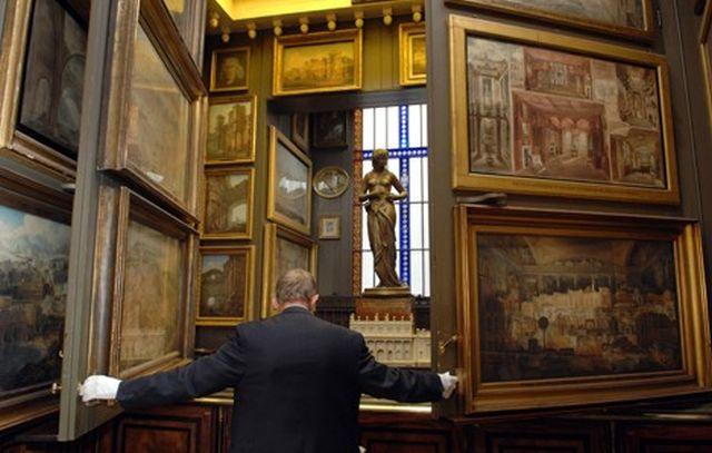 Sir John Soane's Museum Hogarths