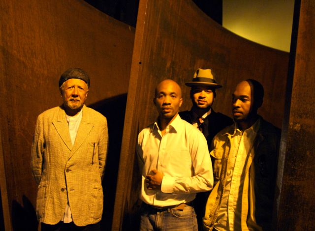 Charles Lloyd New Quartet Lloyd with Reuben Rogers, Jason Moran and Eric Harland