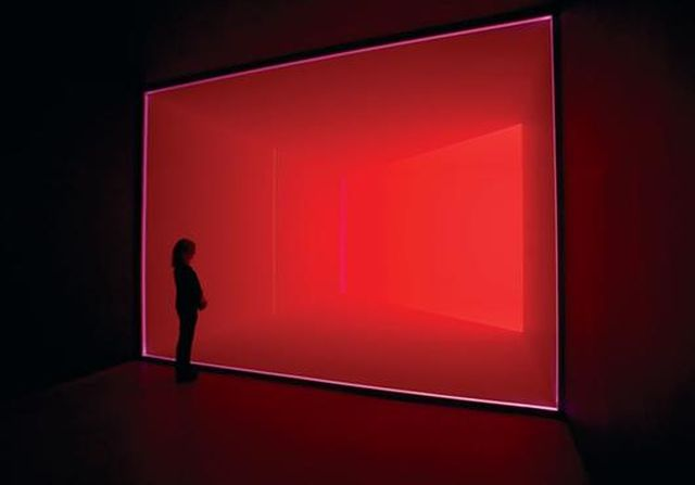 James Turrell Wedgework