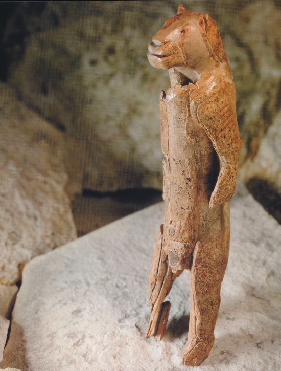 Lion Man from Stadel Cave, southwest Germany