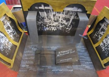 A Memorial to Al-Mutanabbi Street, Parvenu Press