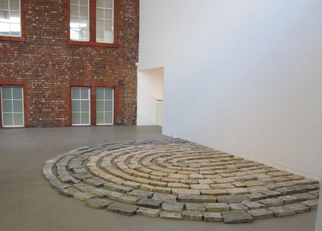 Richard Long Tideless Stones