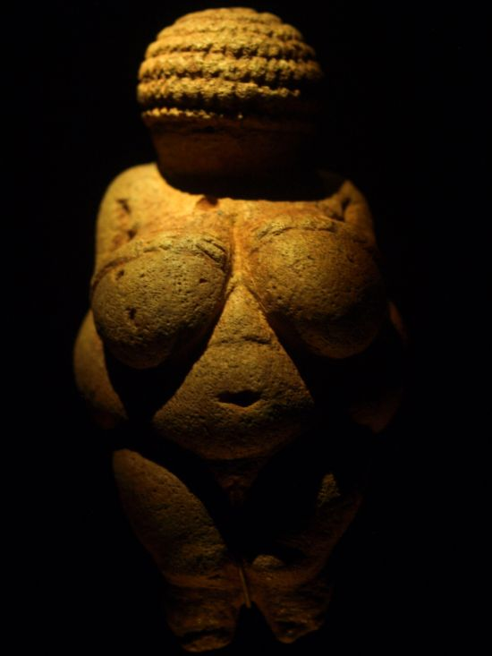 The Woman from Willendorf