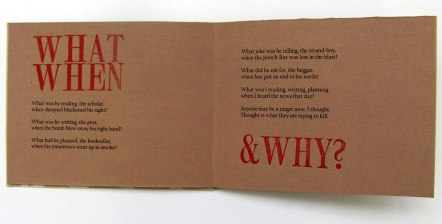 What is a Book, Alma Bolton, UK