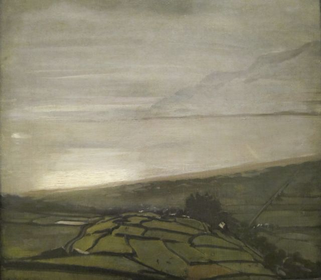 William Nicholson The Hill Above Harlech