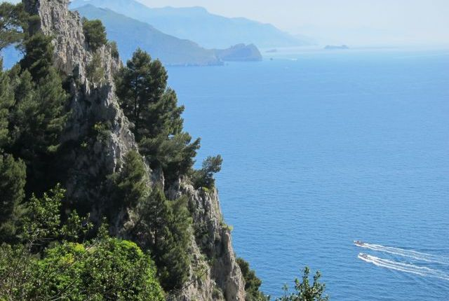 Walking Capri: 'a tiny morsel of an island but exquisite'