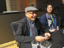 Charles Lloyd and Maria Farantouri at the Barbican: songs of faith, songs of hope