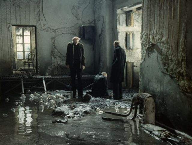 Stalker room