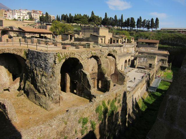 Herculaneum general view