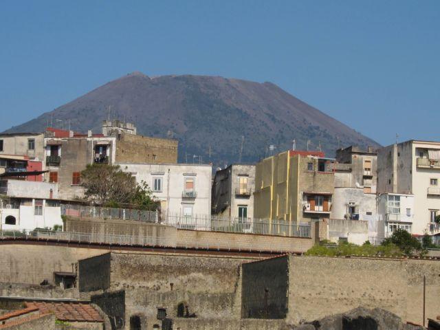 Herculaneum Vesuvius