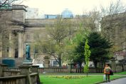 The dome seen from St John's Gardens