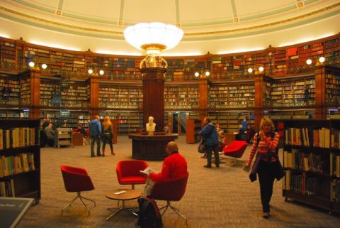 The Picton reading room