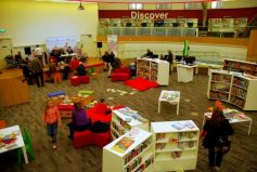 Discover: the children's' library