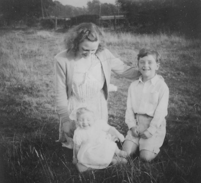 Me Mum and Sylvia