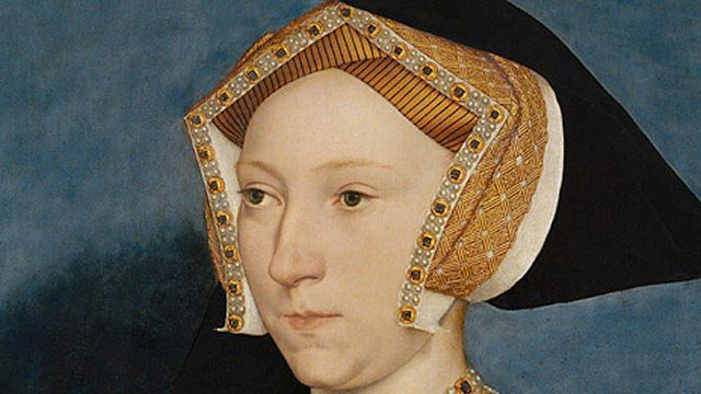 Queen Jane Seymour by Hans Holbein