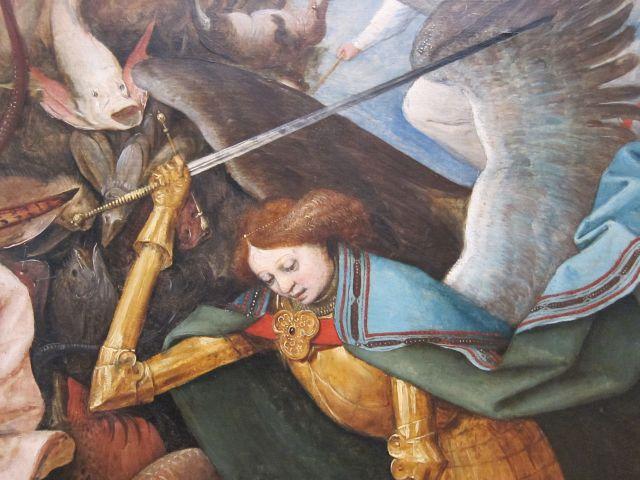 Pieter Bruegel I-Fall of the rebel Angels 1562 detail 3