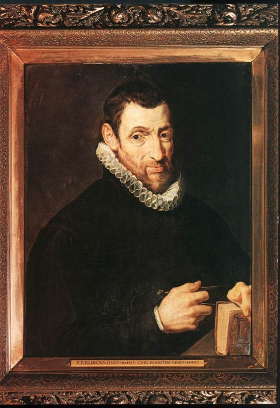 Plantin by Rubens