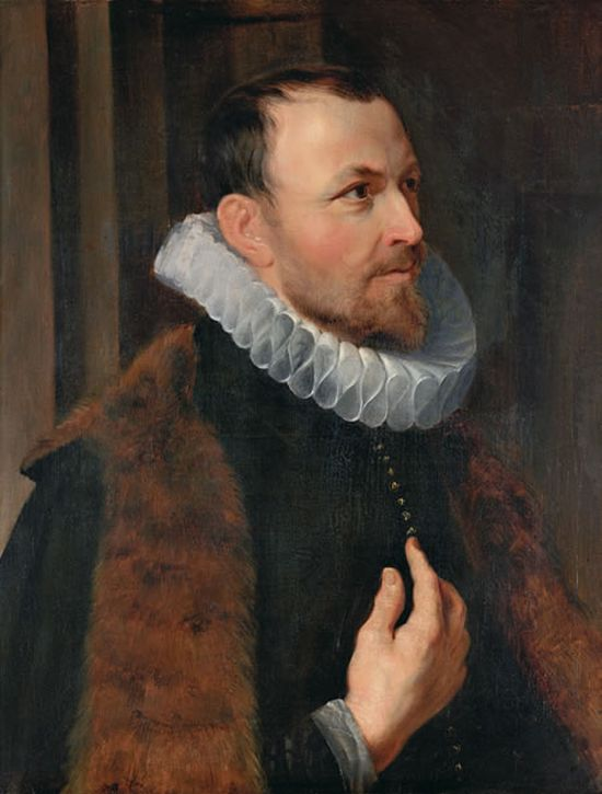 Rockox by Rubens