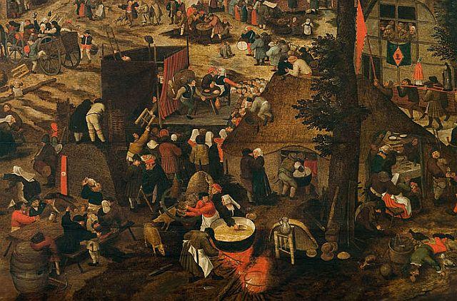 Brueghel Village Festival