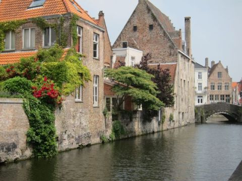 Bruges - 'Venice of the north'