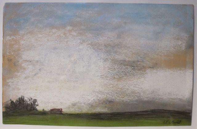 Claude Monet Campagne 1866