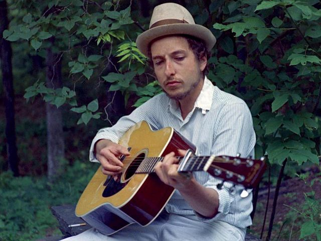 Dylan in 1971
