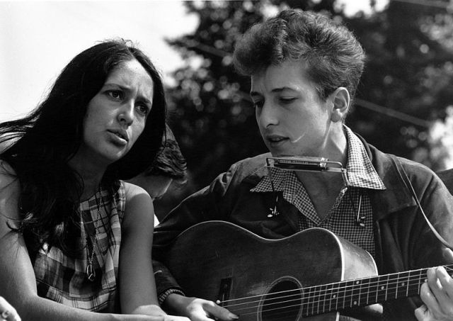 Joan_Baez_Bob_Dylan March