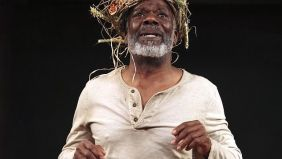 Joseph-Marcell as King Lear