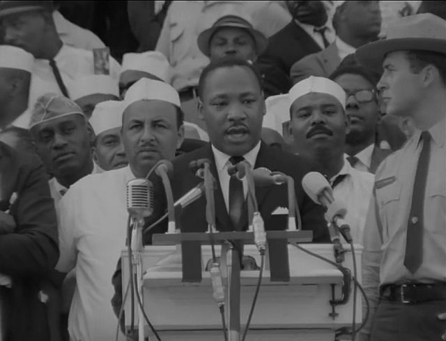 The Speech: King's 'I have a dream' 50 years on