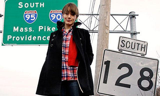 Laura Barton on Route 128
