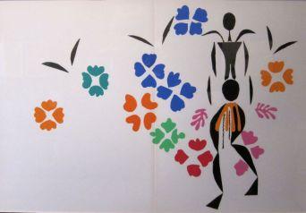 Matisse, La Negresse, 1952