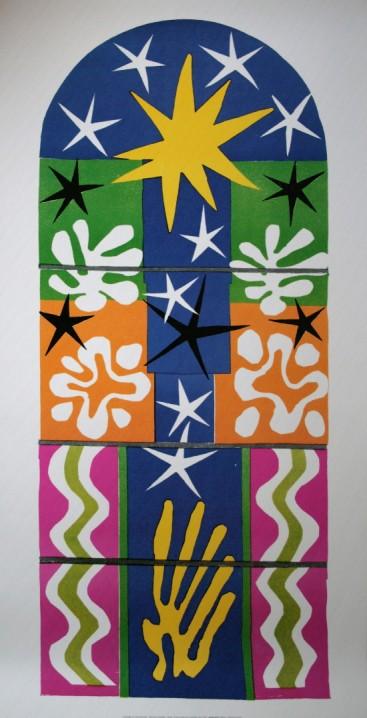 Matisse, Nuit de Noel, 1951