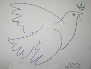 Blue Dove, 1961