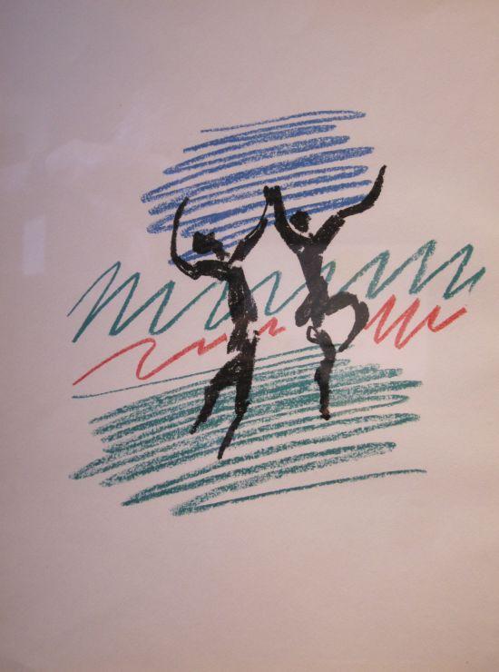 Danse, 1956