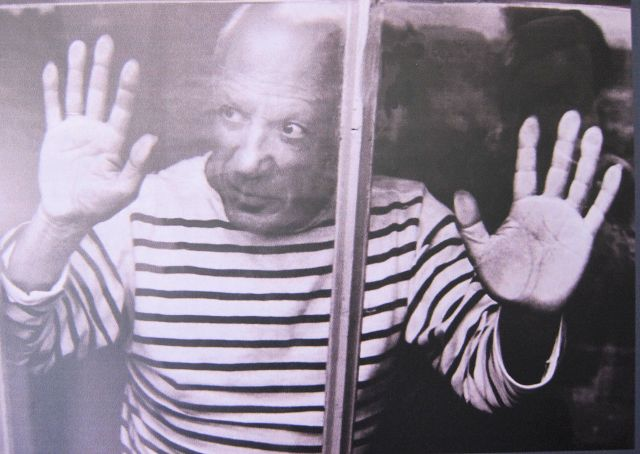 Picasso Doisneau