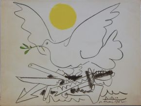 Dove of Peace, 1962