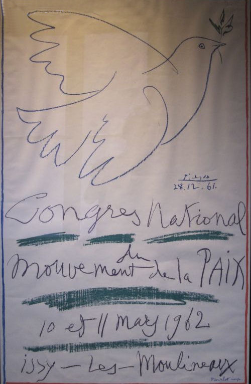 Poster for Peace Conference, 1962
