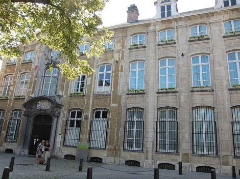 Plantin-Moretus Museum exterior