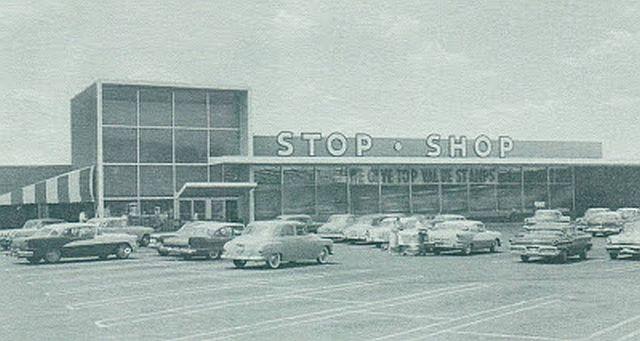 stop & shop 1957