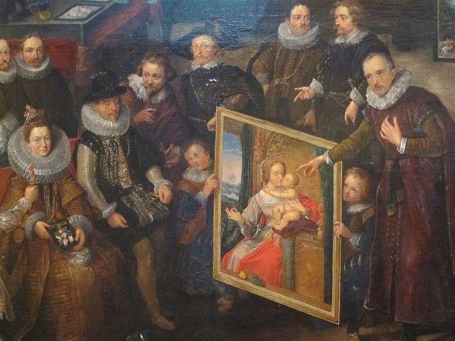The Gallery of Cornelis van der Geest.